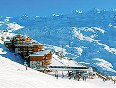 Rezydencja Les Valmonts w Les Menuires - 6 dniowy skipass Les Menuires - oferta grupowa