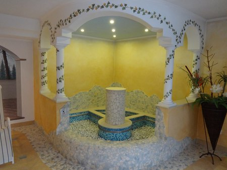 Dimaro  hotel spa - wellness - basen
