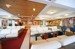 Hotel Club Sole Alto freeski autokarem