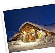 Chalet - Hotel Neiges Eternelles