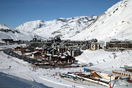Tignes oferta specjalna ski&snowboard & after party with DJ
