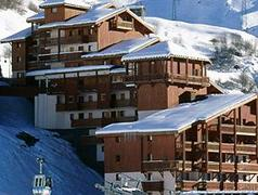 Rezydencja Les Valmonts*** w Les Menuires - 6 dniowy skipass Les Menuires - oferta grupowa