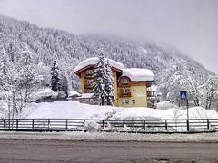All'Imperatore**** Chalet Hotel - Włochy - Val Rendena - Madonna di Campiglio