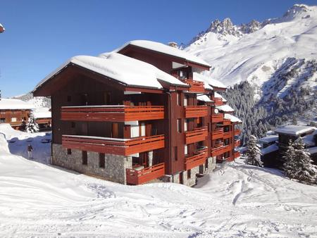 Meribel Apartament Włochy - narty we Francji - Meribel - Mottaret