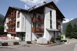 HOTEL ARISTON***, MONCLASSICO - VAL DI SOLE, WŁOCHY, NARTY