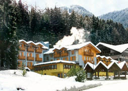 Hotel*** Folgarida ze SPA; 7N/6SKI nd-nd
